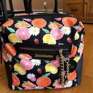 Floral fruit Juicy backpack, NWT